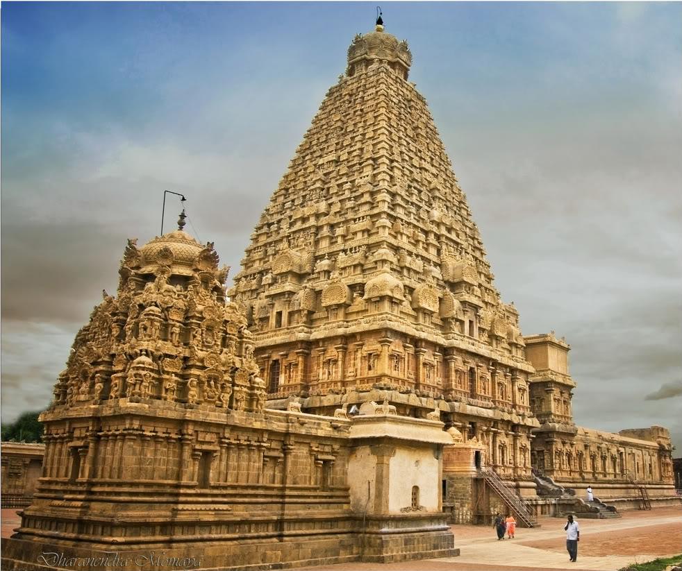Birhadeeswara Temple Tanjore Arts And Articles